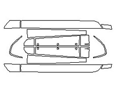 2017 DODGE VIPER GT Doors