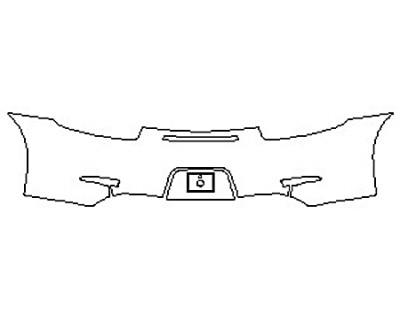 2016 PORSCHE 911 CARRERA S Full Rear Bumper