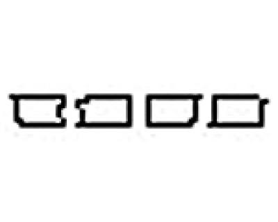 2017 DODGE RAM 1500 REBEL Door Cups