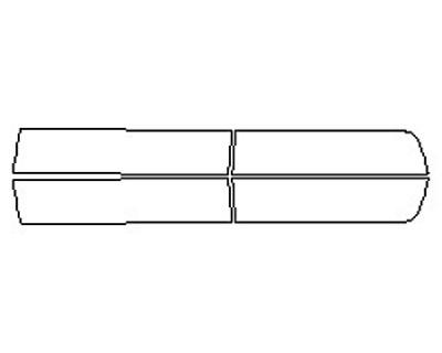 2017 DODGE RAM 1500 REBEL Doors