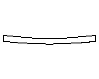 2017 KIA OPTIMA SX Rear Bumper Deck