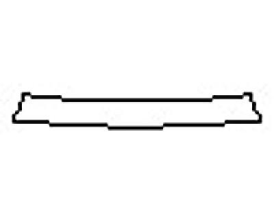 2020 NISSAN SENTRA S Rear Bumper Deck