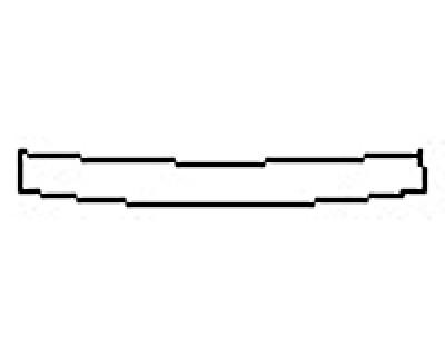 2017 KIA SPORTAGE LX Rear Bumper Deck