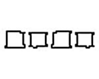 2017 HONDA RIDGELINE RTS Door Cups