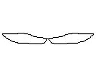 2017 JAGUAR XE R-SPORT Head Lights