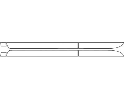 2017 LEXUS ES 300H  Doors