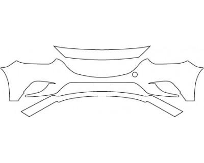 2014 MAZDA MAZDA6 SPORT  Bumper(30 Inch)